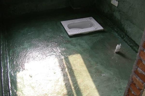 洗手间防水