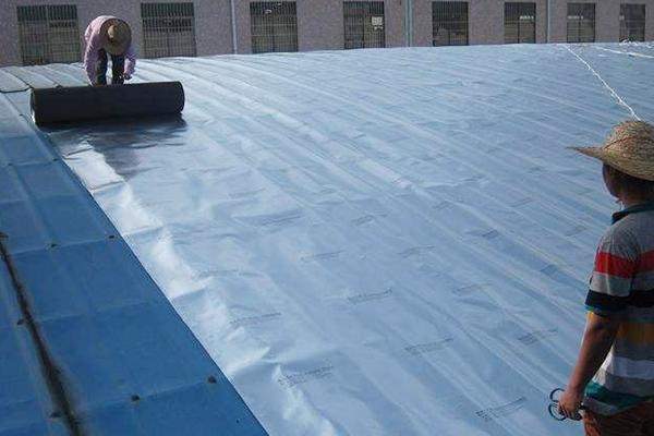 楼顶防水隔热