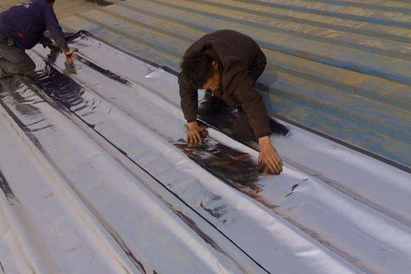 屋顶防水隔热