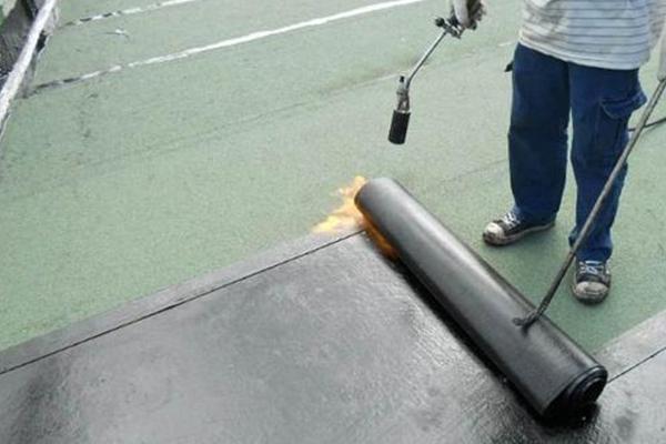 屋面卷材防水