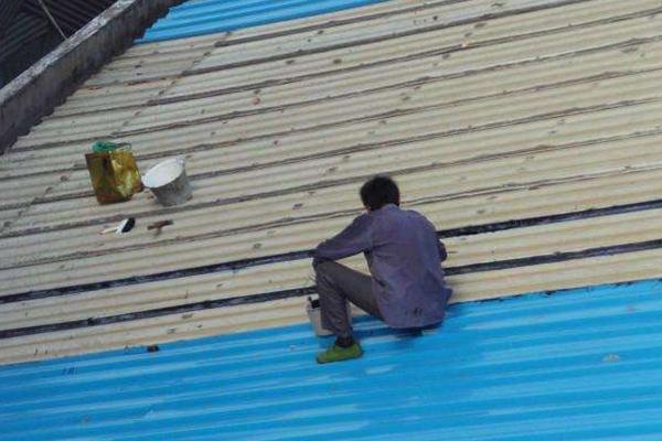 彩钢屋面防水